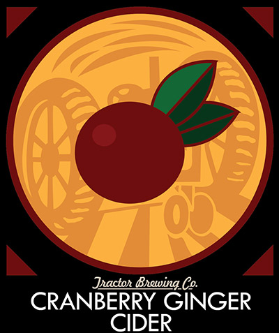 Cranberry Ginger Cider Icon