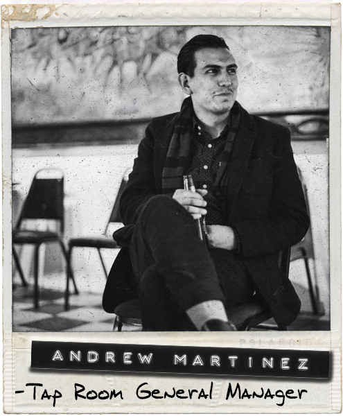Andrew Martinez Polaroid GM