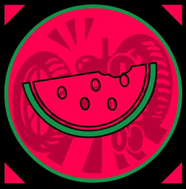 Watermelon Cider Icon