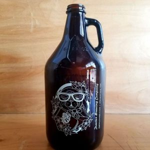Tractor Brewing Amber Growler