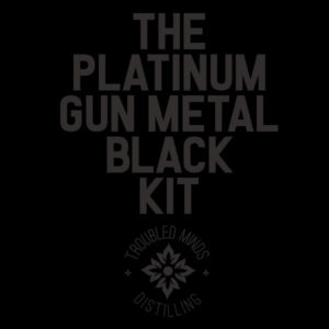 The Platinum Gun Metal Black Kit